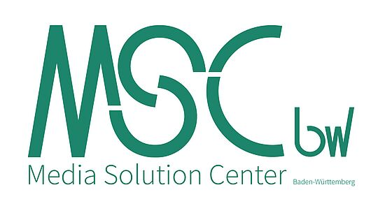 Logo Media Solution Center